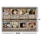 One piece wanted puzzle