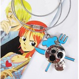 One piece Sanji necklace