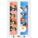 17cm gintama anime ruler(10pcs)
