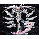 White Rock shooter anime figure