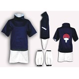 Naruto uchiha sasuke cosplay cloth/costume set
