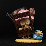 One piece chopper anime figure