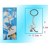 The prince of tennis anime keychain