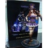 League of Legends the game's figure