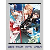 Sword Art Online anime wallscroll-1908