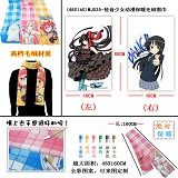 K-ON anime scarf (48X160)WJ025