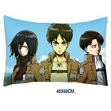 Attack on Titan anime double sides pillow 40*60CM-2201