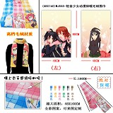 K-ON anime scarf(48X160)WJ045