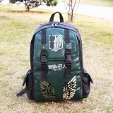 Attack on Titan anime bag/backpack