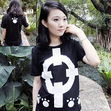 One Piece anime cotton t-shirt