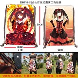 Date A Live anime drawstring bag BBD118