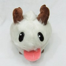 10inches League of Legends Poro plush doll