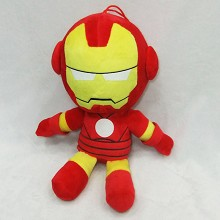 13inches Iron Man plush doll
