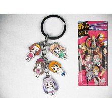 K-ON! key chain