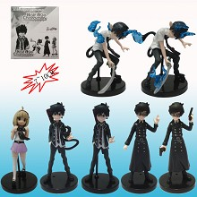 Ao no Exorcist figures set(7pcs a set)