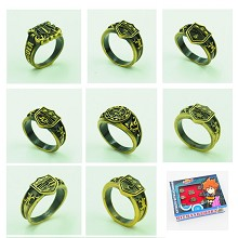 Reborn rings set(8pcs a set)
