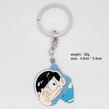 Osomatsu-san anime key chain