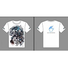 Black rock shooter t-shirt