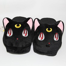 Sailor Moon plush slippers shoes a pair