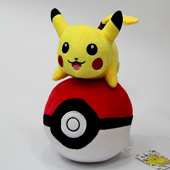 10inches Pokemon plush doll