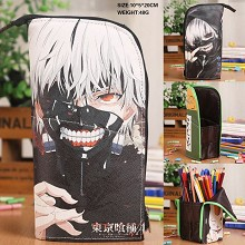 Tokyo ghoul pen bag container