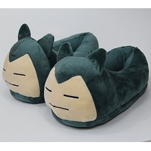 Pokemon plush slippers shoes a pair