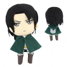 12inches Attack on Titan Mikasa plush doll