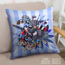 Ao no Exorcist two-sided pillow