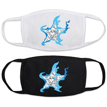 Black Rock Shooter masks set(2pcs a set)