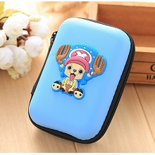 One Piece Chopper wallet coin purse
