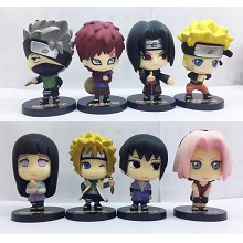 Naruto figures set(8pcs a set)
