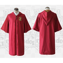 Harry Potter Gryffindor cosplay dress cloth a set