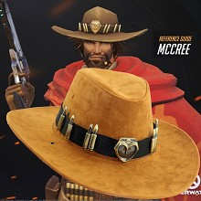Overwatch Mccree cos hat