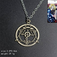 Fullmetal Alchemist necklace