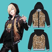 YURI on ICE thick hoodie cloth