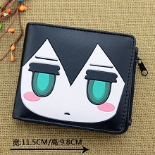 Black rock Shooter wallet