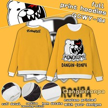 Dangan Ronpa full print hoodies