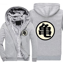 Dragon Ball thick hoodie winter cloth