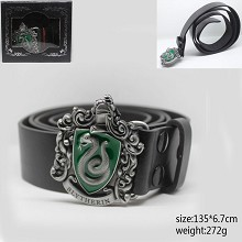Harry Potter Slytherin belt