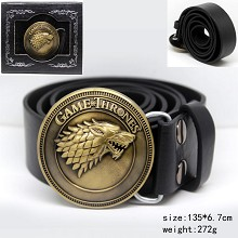 Game of Thrones belt