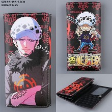 One Piece Law long wallet