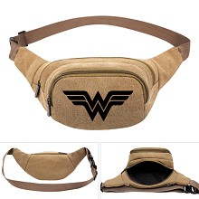 Wonder Woman canvas pocket waist pack bag