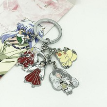 Inuyasha key chain