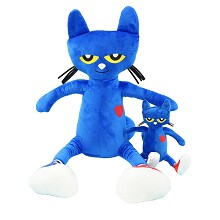31inches Pete the Cat plush dolls set(10pcs a set)