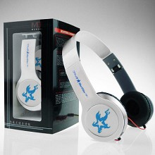 Black Rock Shooter headphone