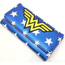 Wonder Woman long wallet