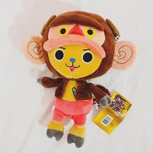 12inches One Piece Chopper plush doll
