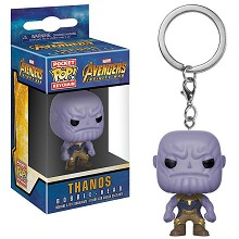 Funko POP Avengers: Infinity War Thanos figure key...