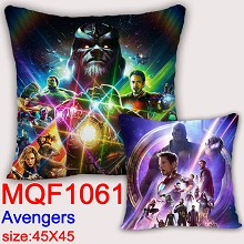 The Avengers Thanos two-sided pillow
