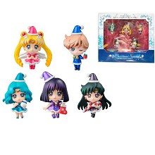Sailor Moon figures set(5pcs a set)